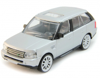 RAND ROVER Sport, silver