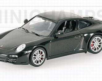 PORSCHE 911 Carrera Coupe (2008), black