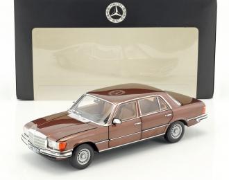 MERCEDES-BENZ 450 SEL 6.9 W116 (1976-1980), milan brown metallic