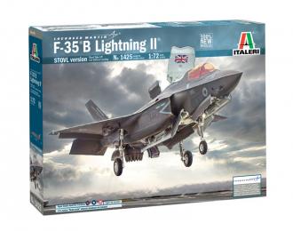 Сборная модель Самолёт F-35 B Lightning II STOVL version