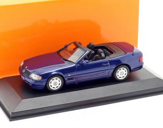 Mercedes-Benz SL - 1999 (blue met)