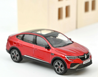 RENAULT Arkana R.S. Line (кроссовер) 2021 Flamme Red