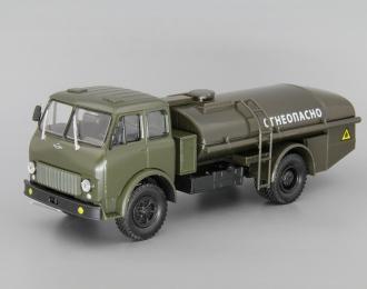 "МАЗ-500А ТЗ-7,5 ""Огнеопасно"", хаки"