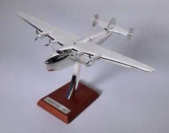 "Летающая лодка Boeing 314 ""Clipper"" 1938 (модель 614г 16х23х10см)"