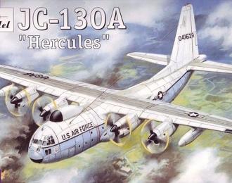 """Сборная модель Американский самолет слежения за ракетами JC-130A """"Hercules"""""""