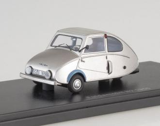Fuldamobil N2, silver
