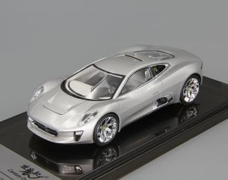 JAGUAR C-X75 Concept 2010, silver