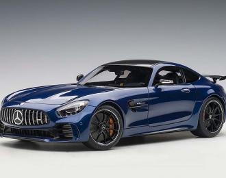 Mercedes-AMG GT-R (blue)