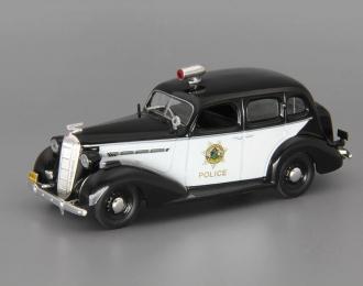 (Уценка!) BUICK Special, Полицейские Машины Мира 32, black / white