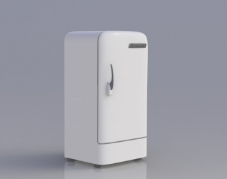 (KIT) Холодильник Донбас