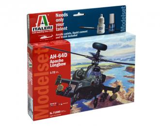 Сборная модель AH-64D Apache Longbow (подарочный набор)