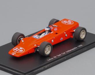 LOTUS 56 Test Car Indianapolis (1968), orange