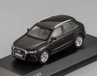 Audi Q3 Facelift 2015 (black)