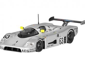 MERCEDES-BENZ Sauber Mercedes C9 #63 Winner Le Mans (1989), silver