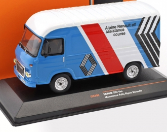 "SAVIEM SG2 Van техничка ""Alpine Renault Rally"" 1973"