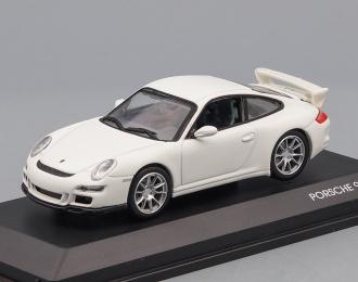 PORSCHE 997 GT3, white