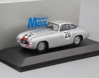 MERCEDES-BENZ 300 SL Le Mans #20 (1952), silver