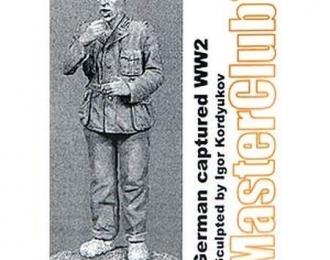 Немецкий военнопленный.Вторая мировая война.
