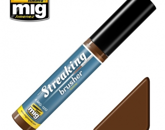 STREAKINGBRUSHER GRIME (Краска с тонкой кистью аппликатором)
