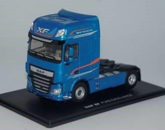DAF XF530 Pure Excellence 2018 Blue