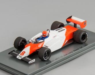 McLaren MP4/1C #8 2nd Long Beach GP 1983 Niki Lauda