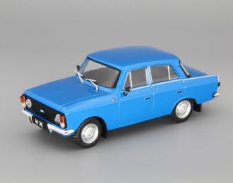 ИЖ 412-028, Автолегенды СССР 85, синий