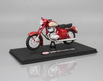 JAWA 350 Kyvacka Automatic (1966), red