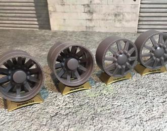 Комплект дисков Big wheel Ford F-350 Meng