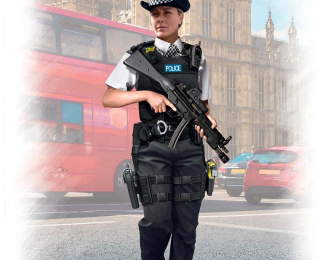 Сборная модель Фигура, Офицер Британской Полиции