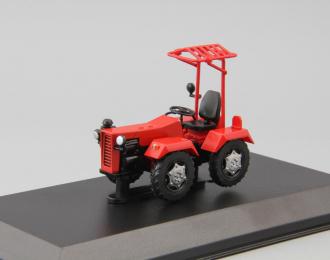 МА-6210, Тракторы 111, красный