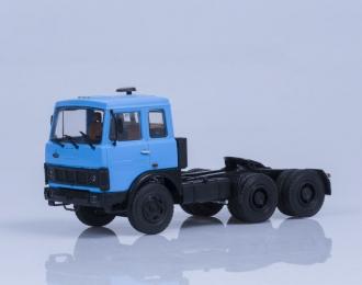 МАЗ 6422 cедельный тягач ранний, синий