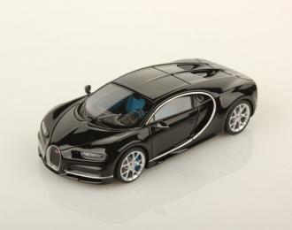 Bugatti Chiron 2016 (black)