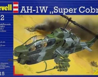 Сборная модель Американский вертолет AH-1W Super Cobra
