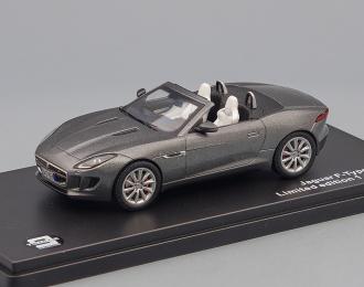 JAGUAR F-Type V6 S (2013), grey