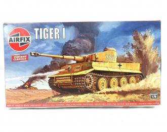Сборная модель Tiger Tank