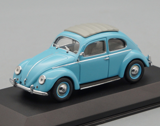 "VOLKSWAGEN Beetle ""split window"", light blue"