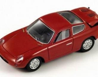 FIAT ABARTH 1000 BIALBERO GT 1961, RED