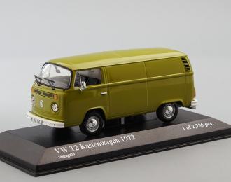 VOLKSWAGEN T2 Kastenwagen (1972), green