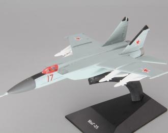 МИГ-25, Легендарые Самолеты 6
