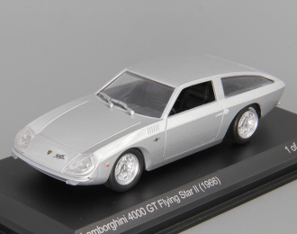 LAMBORGHINI 4000GT Flying Star II (1966), silver