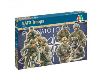 Сборная модель Солдатики, войска НАТО