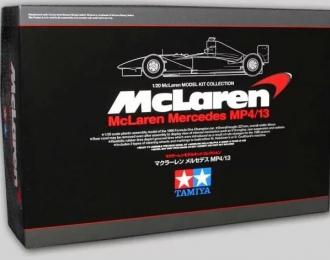 Сборная модель McLaren Mercedes MP4/13