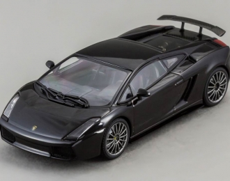 LAMBORGHINI Gallardo Superleggera, black metallic