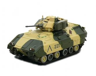 M2 Bradley (1991), Czolgi Swiata 18