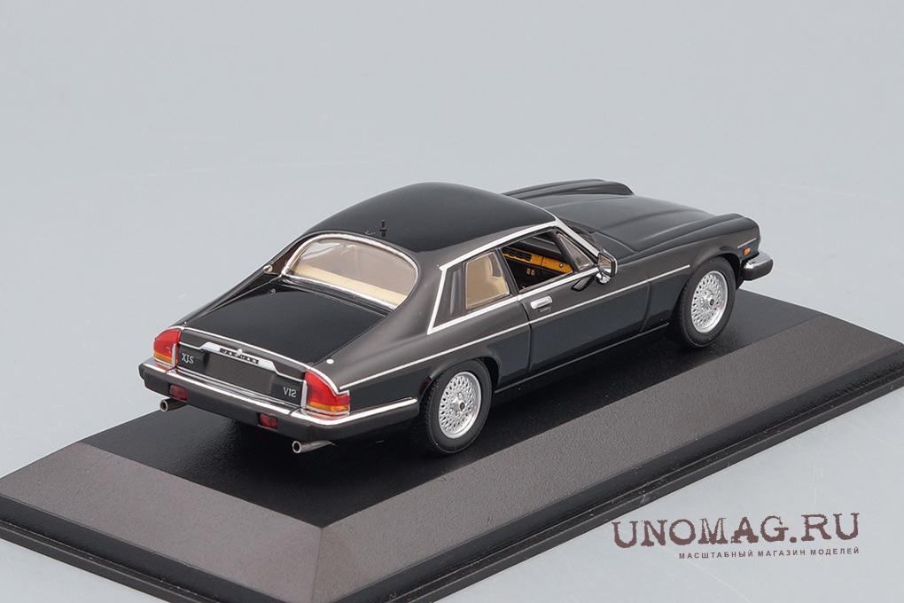 JAGUAR XJ-S Coupe (1980), black