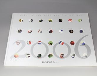 Каталог Ixo Models 2001-2006
