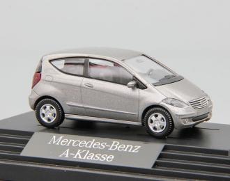 Mercedes-Benz A-Klasse 3 d (W169) 2004 серый металлик