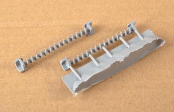 Сборная модель Загрузчик машин для внесения минеральных удобрений ЗМУ-8 (133ГЯ)