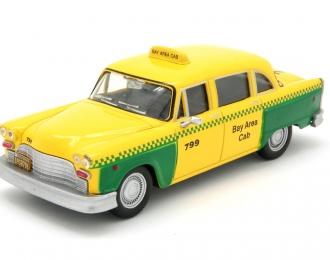 CHECKER San Francisco (1980), Taksowki Swiata 19, желто-зеленый