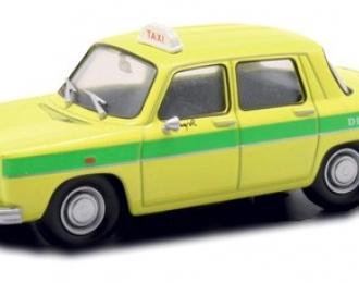 RENAULT 8 Bamako (1970), Taksowki Swiata 23, желтый